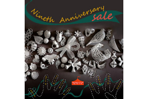 9th Anniversary Sale is starting 1st November!