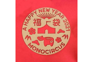 Monocircus' New Year Lucky-Dip Bags!