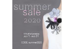 SUMMER SALE 2020 begins!