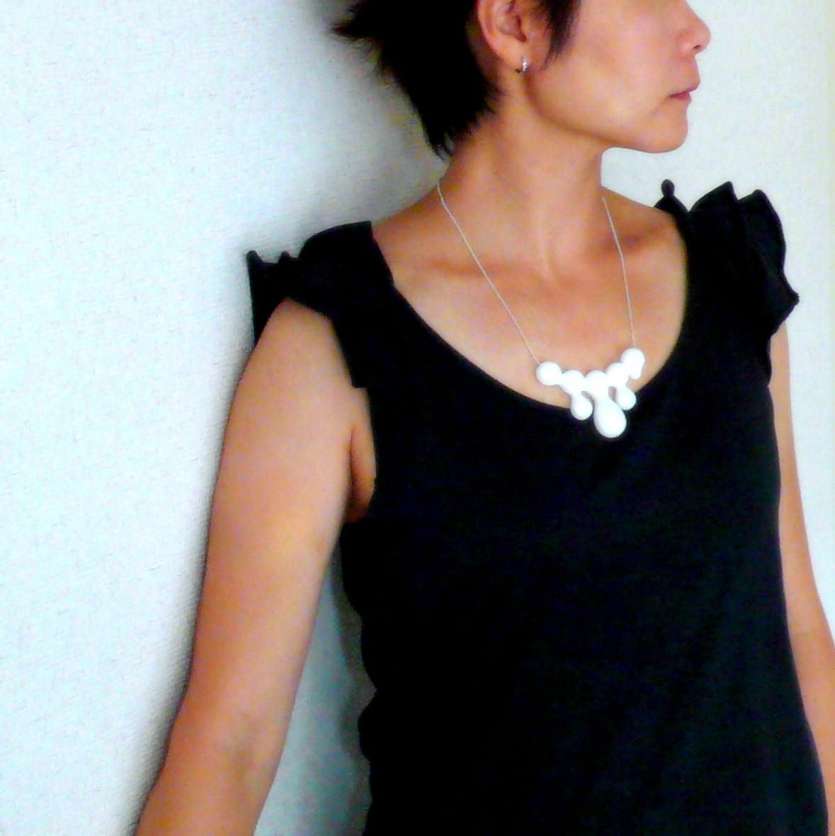 metaball necklace