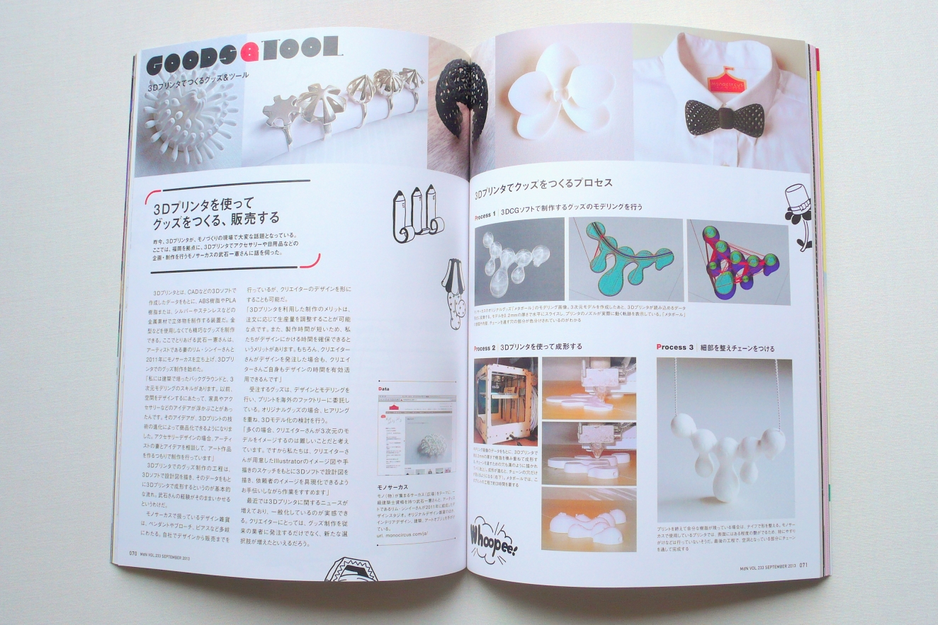 mag page